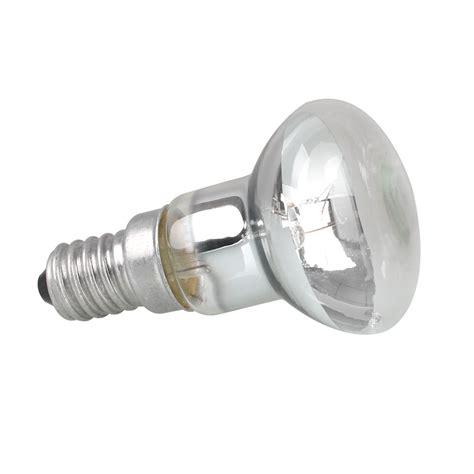 E14 S35 Lava L Bulb by R39 Reflector Spot Light Lava Glitter Dimmable Lighting