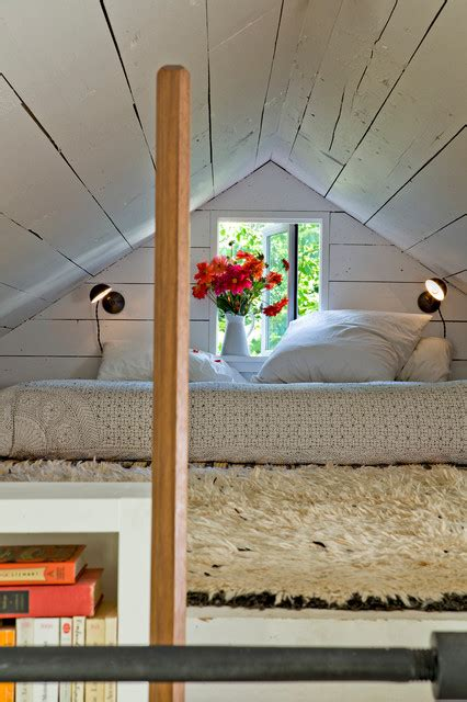 small house bedroom design tiny house shabby chic style bedroom portland by