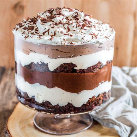 desserts trifle brownie trifle s cuisine