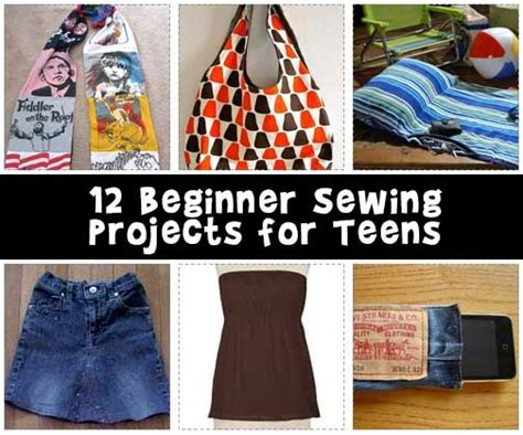 easy sewing crafts sewing patterns projects and crafts for teenagers