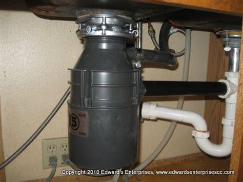 kitchen sink garbage disposal installation garbage disposal doityourself community forums
