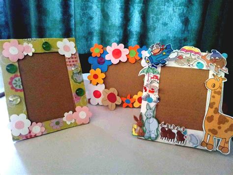 arts and crafts picture frames ideas picture frame ideas