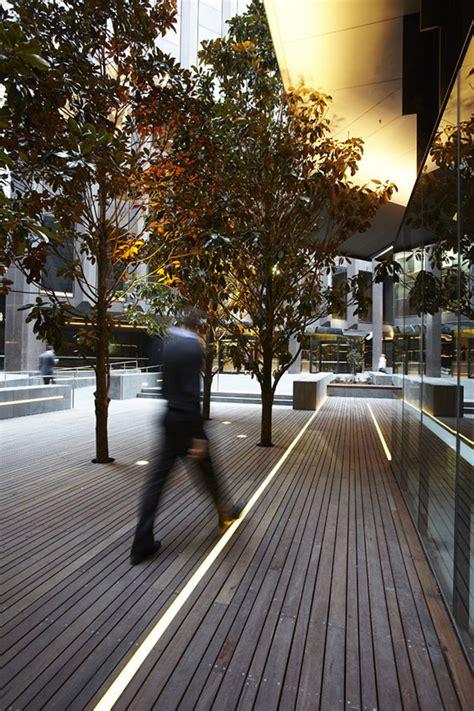 st plaza melbourne australia aspect studios