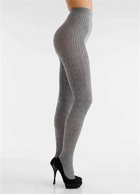 Cable Knit Tights Tights Freemans