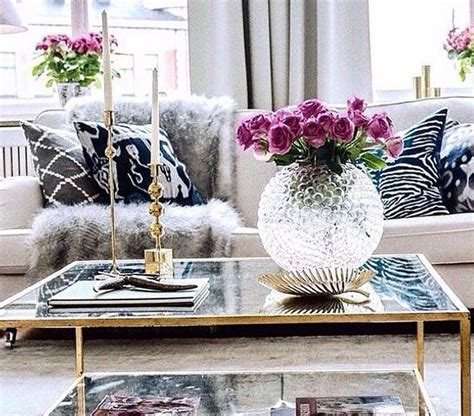 living room table decoration ideas living room table decoration ideas with globe vase