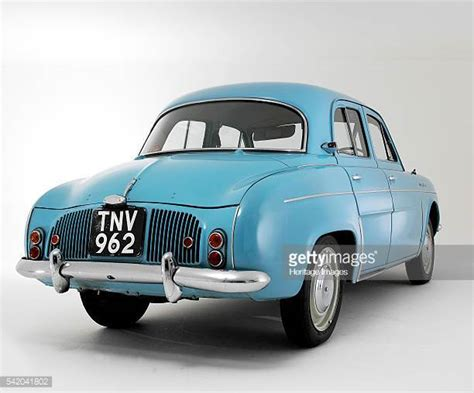 Renault Dauphine by Renault Dauphine Stock Photos And Pictures Getty Images