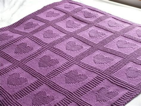knitted baby afghan patterns free pattern baby blanket by saglimbene baby