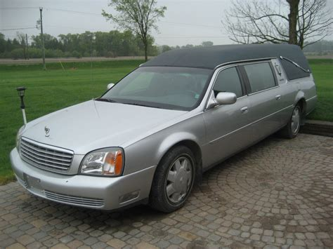 2002 Cadillac For Sale by 2002 Cadillac Funeral By S S For Sale