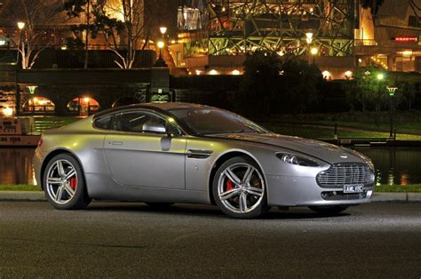 Aston Martin V8 Vantage 0 60 by 2009 Aston Martin V8 Vantage Road Test Review