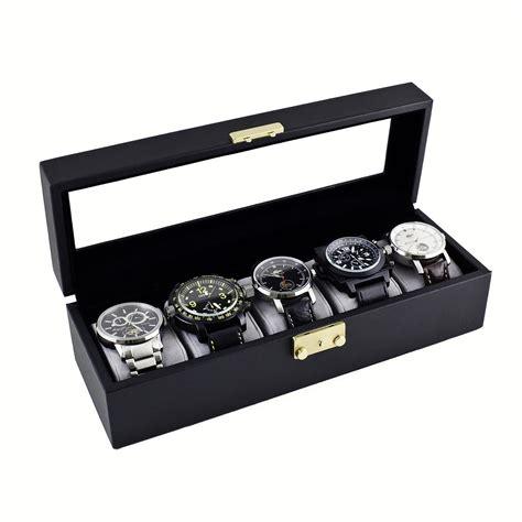 boitier de rangement pour votre collection de montre 2 models