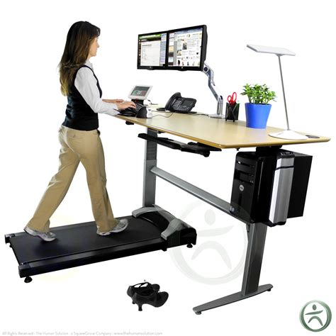 standing desk with treadmill the tread treadmill by treaddesk shop standing desk