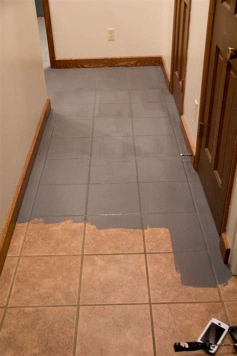 bathroom painting best 25 painting tile floors ideas on