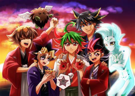 yugioh arc v yu gi oh arc v anime4youblog123