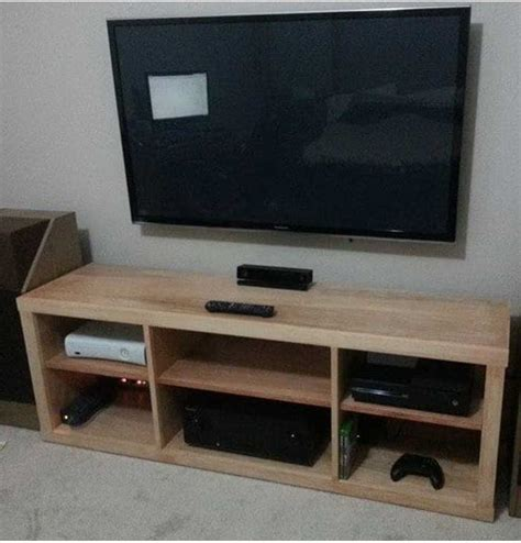 woodwork tv cabinet plans 50 creative diy tv stand ideas for your room interior