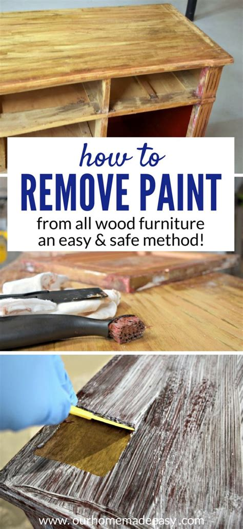 how to remove paint from woodwork best 25 restoring furniture ideas on