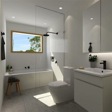 small bathroom ideas australia the blue space bathrooms kitchens and laundries