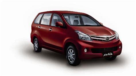 Daihatsu Xenia by Posisi Daihatsu Xenia Masih Terus Melorot Carmudi Indonesia