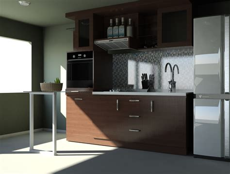 kitchen settings design merancang kitchen set minimalis untuk dapur ideal anda