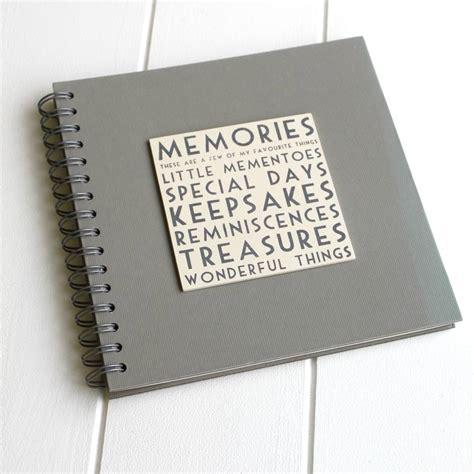 picture memory book memories book album by posh totty designs interiors