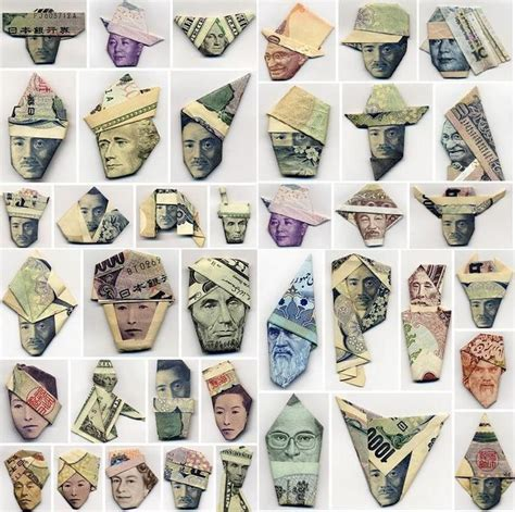 money hat origami 237 best images about paper w on cut