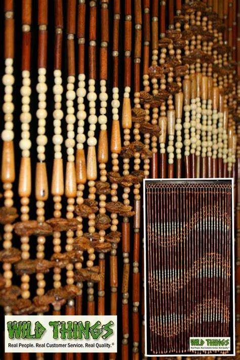 wood beaded curtains wooden bead curtain want it