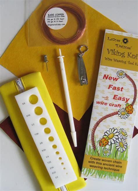 viking knit tool 1 4 quot lazee daizee viking knit all in one tool kit