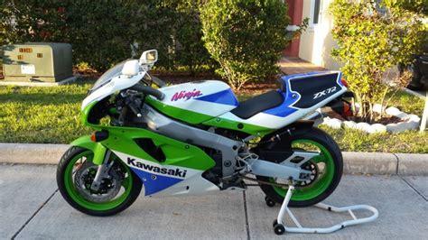 1992 Kawasaki Zx7 by Striking 1992 Kawasaki Zx7 R Available In Florida