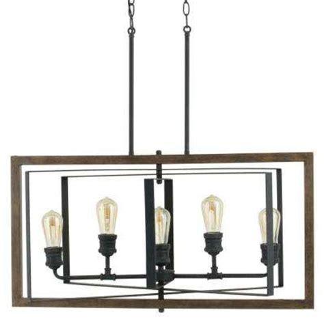 home chandelier black chandeliers hanging lights the home depot
