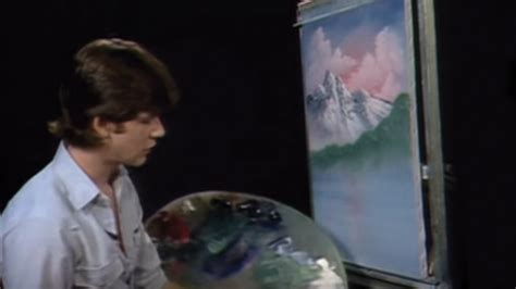 bob ross painting by episodes bob ross lake by mountain season 7 episode 9 diy fyi