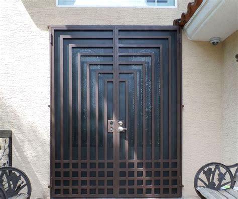 security gate for front door cheap house front door design steel security door iron