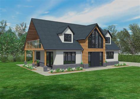 kit home plans uk home new the cranbrook timber framed home designs scandia hus