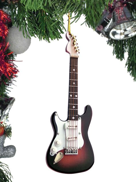electronic ornaments buy electric guitar ornament gift