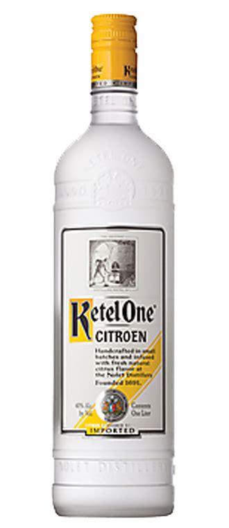 Ketel One Citroen Vodka by Ketel One Citroen Vodka 750 Ml Shop Twee
