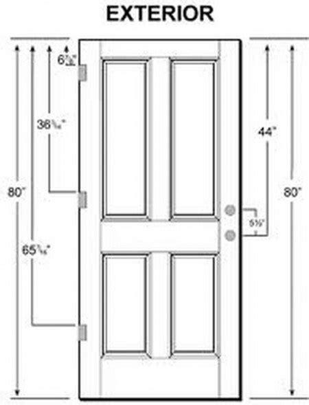 exterior door 187 standard exterior door width inspiring