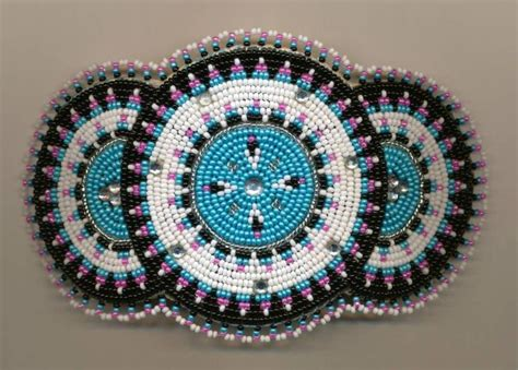 how to make american beaded barrettes 25 best ideas about beaded headbands on sew