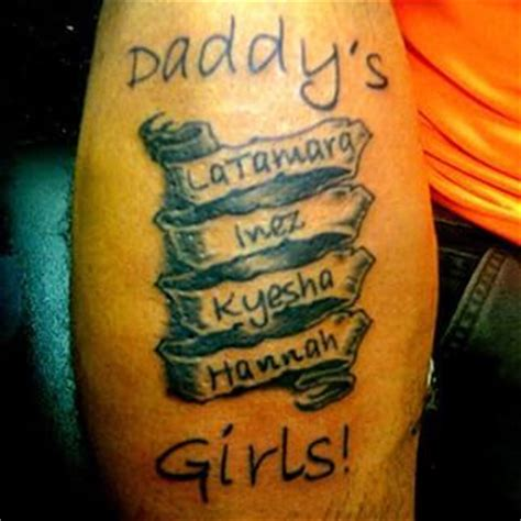 child name tattoos for dads google search tattoo ideas