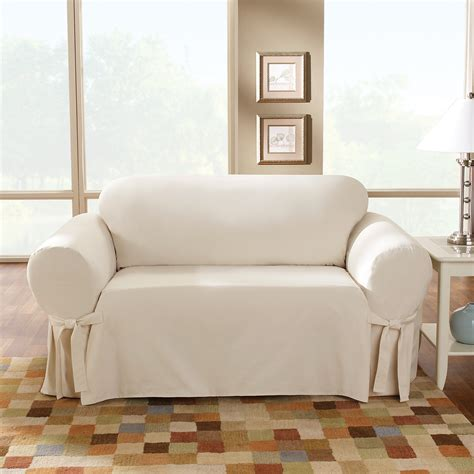 duck sofa slipcover sure fit slipcovers duck sofa cover best sofas decoration