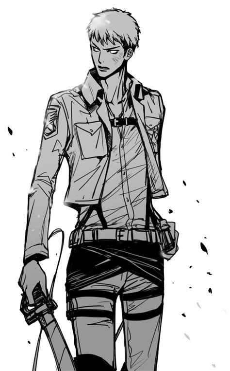 read aot like magic jean x reader attack on titan by gfftfg on