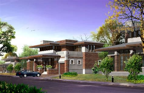 asian style house plans asian style 14683 sqf falling water house plan cad file