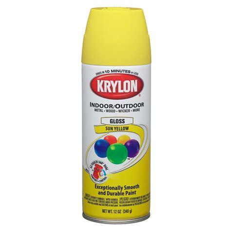 spray paint krylon krylon spray paint sears
