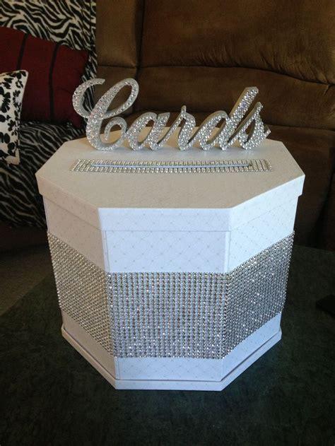 how to make wedding gift card box wedding gift card box cloveranddot