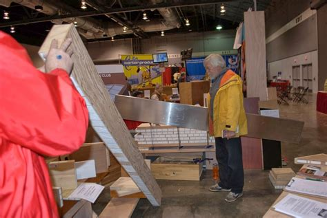 portland woodworking show lightweight strong 3 4 inch mdf torsion box cabinetry