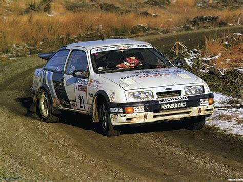 Car Wallpapers Rar by Fotos De Ford Rs Cosworth A Rally Rar 1987