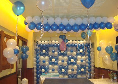 birthday decoration images at home birthday decoration home interior photos