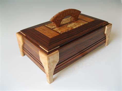 woodwork box wood desk organizer