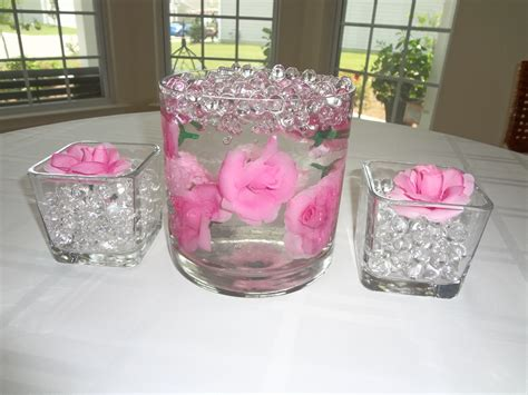 centerpiece water water ideas centerpieces vases and other water