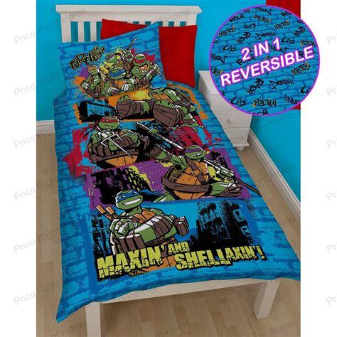 mutant turtle bed set mutant turtles bedding single duvet cover