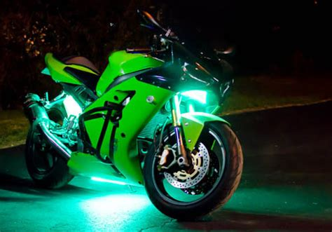 led lights for motorcycles 10 things you should about motorcycle led underglow