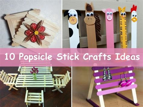 craft sticks project ideas 10 easy popsicle stick crafts ideas k4 craft