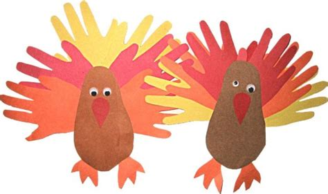 thanksgiving arts and crafts ideas for turkey food craft